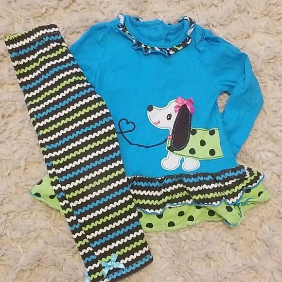 Nannette Top & leggings set